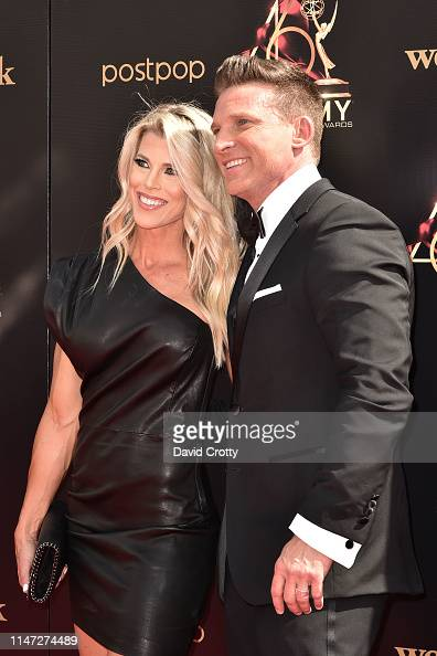 Sheree Gustin And Steve Burton Attend The 46th Annual Daytime Emmy News Photo Getty Images