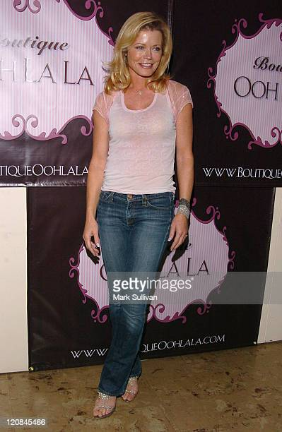 Sheree J Wilson during Boutique Ooh La La's Spring 2006 Fashion Show at Beverly Hills Women's Club in Beverly Hills California United States