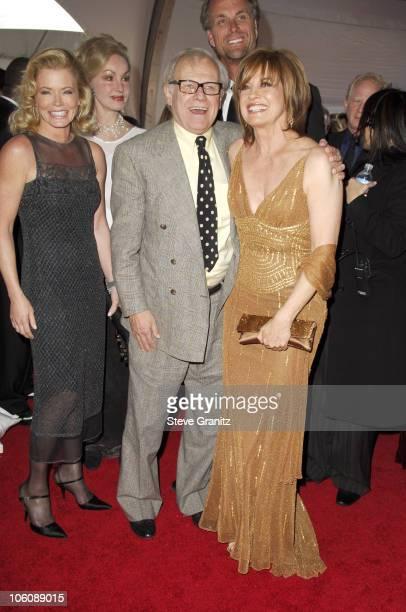 Sheree J Wilson Julie Newmar Ken Kercheval and Linda Gray