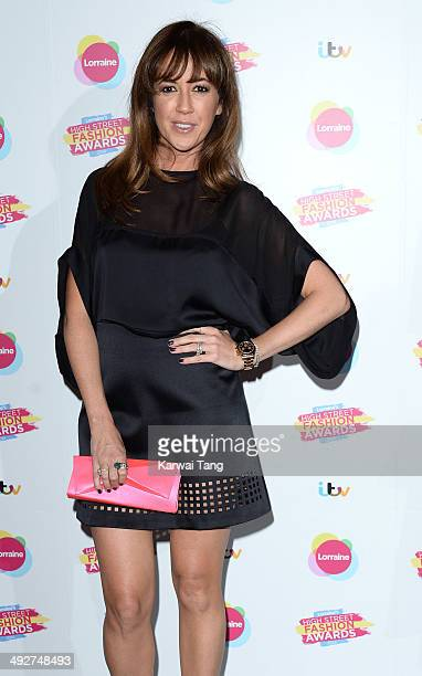Sheree Murphy attends Lorraine's High Street Fashion Awards held at Vinopolis on May 21 2014 in London England