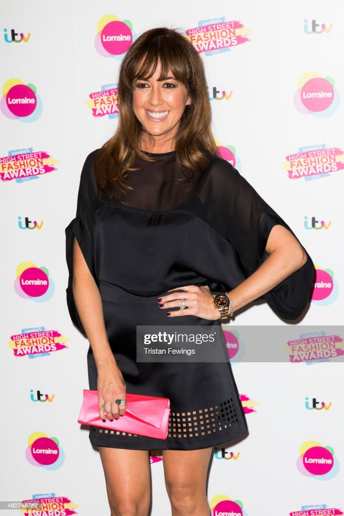 Sheree Murphy attends Lorraine's High Street Fashion Awards on May 21, 2014 in London, England.