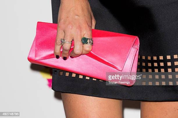 Sheree Murphy attends Lorraine's High Street Fashion Awards on May 21 2014 in London England