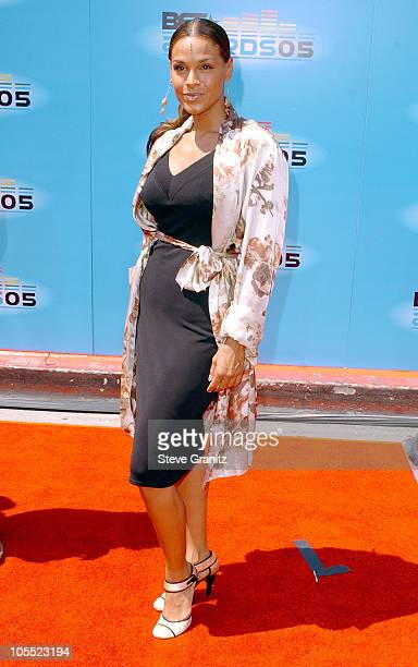 Sheree Smith during 2005 BET Awards - Arrivals at Kodak Theatre in Hollywood, California, United States.