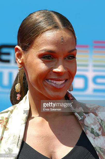 Sheree Smith, ex-wife of Will Smith during 2005 BET Awards - Arrivals at Kodak Theatre in Los Angeles, California, United States.