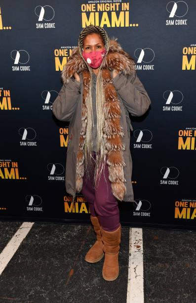 "GA: ""One Night In Miami"" Drive-In Screening To Celebrate Sam Cooke's 90th Birthday"