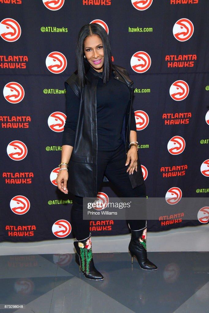 True To Atlanta: The Atlanta Hawks- Real Housewives of Atlanta Stars