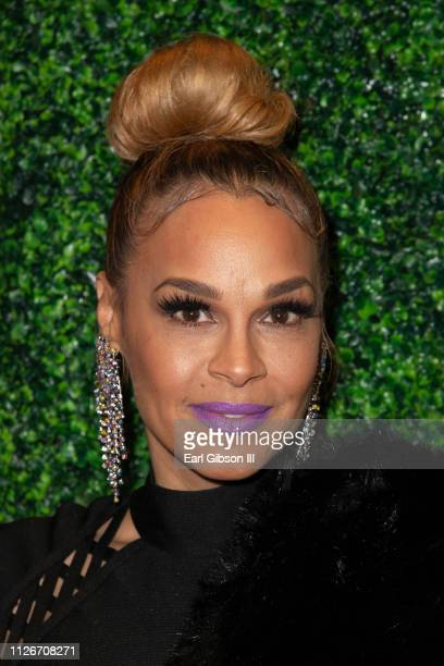 Sheree Zampino attends ICON MANN Power 150 Dinner at Waldorf Astoria Beverly Hills on February 21, 2019 in Beverly Hills, California.