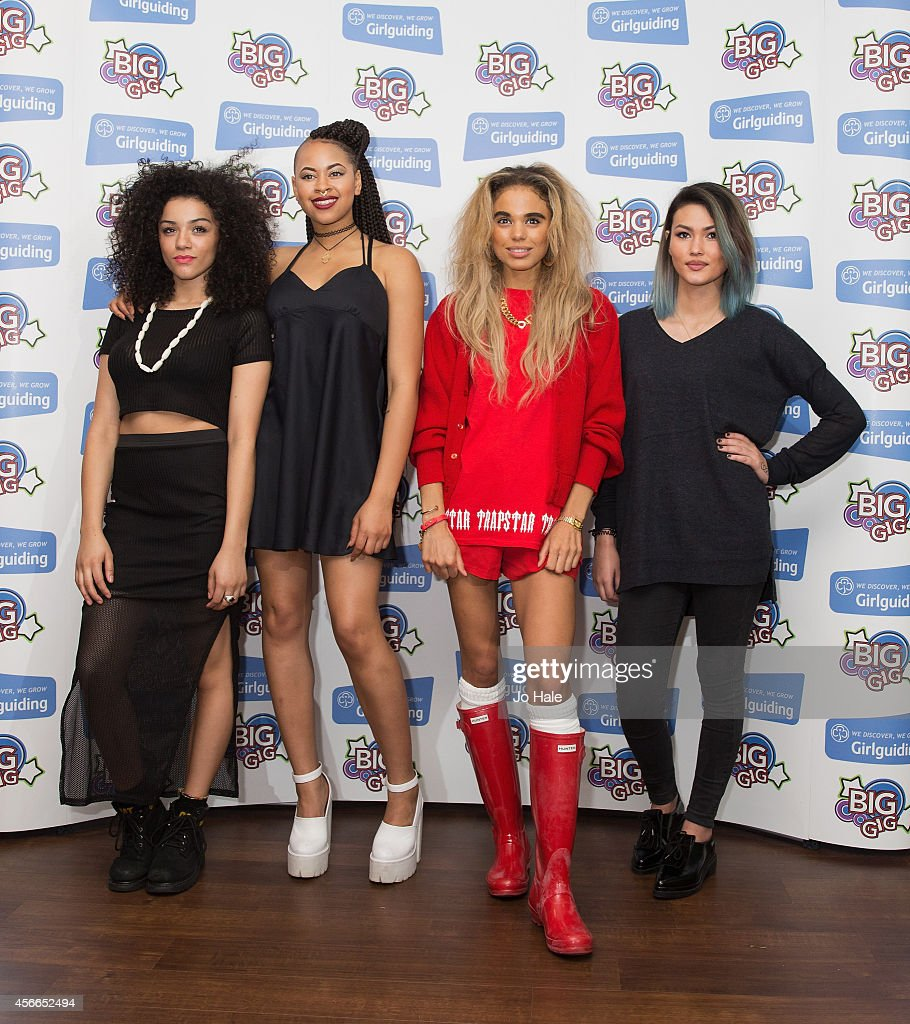 Girlguiding Big Gig 2014 At Wembley Arena In London