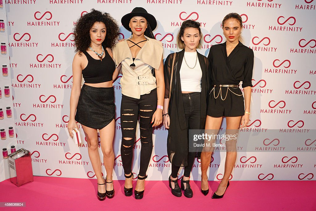 Hairfinity UK Launch with Special Guests Kim Kardashian West & Khloe Kardashian