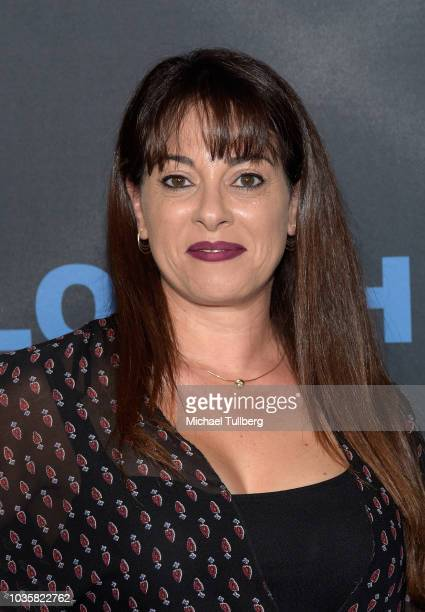 Shereen Elcherif attends the premiere party for LookHu's Slasher Party at ArcLight Hollywood on September 18 2018 in Hollywood California