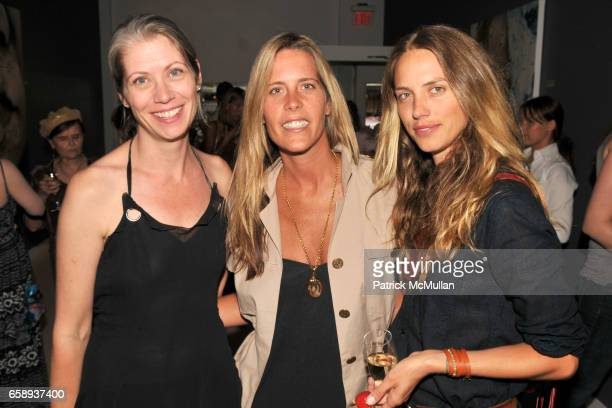 Sheri Howell Summer Strauch and Leilani Bishop attend Preview Party for NOMAD TWO WORLDS Presented by DONNA KARAN and RUSSELL JAMES at Main Street...