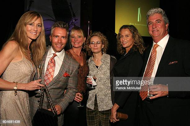Sheri Mayhew Russ Noe Vanessa Rose Carmella Cardina Lauren Hutton and Paul Strickland attend One Scottscdaleís National Launch Party at Four Seasons...