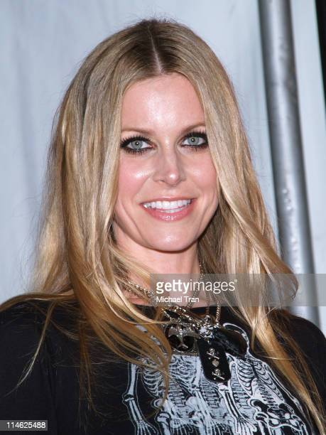 Sheri Moon Zombie during Spike TV's Scream Awards 2006 Press Room at Pantages Theater in Hollywood California United States
