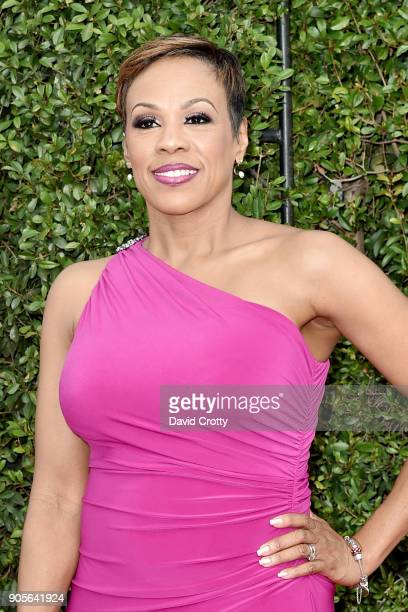 Sheri Riley attends the 49th NAACP Image Awards Arrivals at Pasadena Civic Auditorium on January 15 2018 in Pasadena California