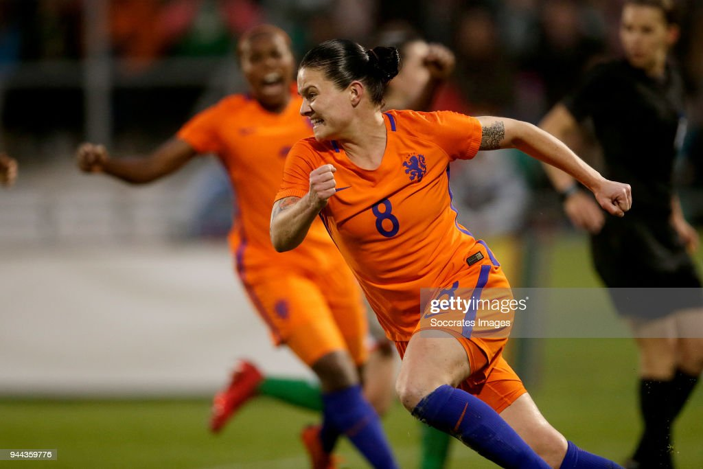 Republic of Ireland v Netherlands - 2019 FIFA Women's World Cup Qualifier