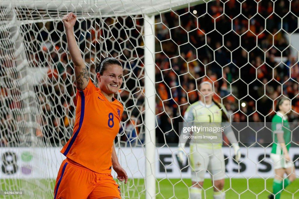 Netherlands v Northern Ireland - Women's World Cup Qualifier