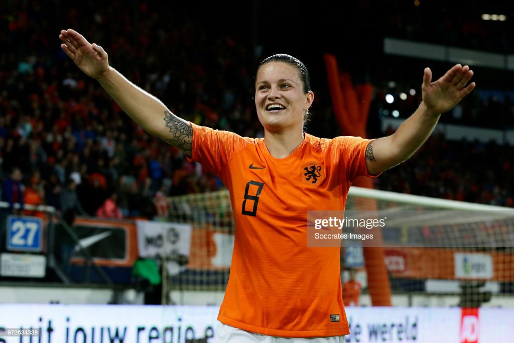 Netherlands v Slovakia - World Cup Qualifier Women