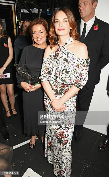 Sheridan Smith and Ruth Wilson attend the 62nd London Evening Standard Theatre Awards, recognising excellence from across the world of theatre and...