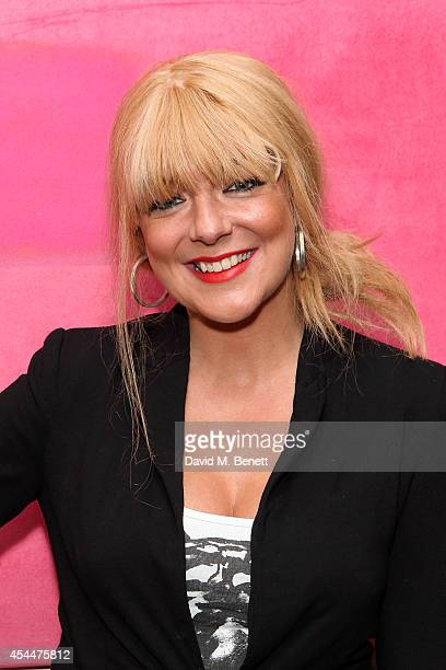 Sheridan Smith attends a Gala Screening of 'The Guest' at The Soho Hotel on September 1 2014 in London England
