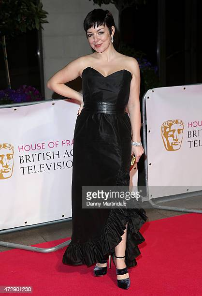 Sheridan Smith attends the After Party dinner for the House of Fraser British Academy Television Awards at The Grosvenor House Hotel on May 10 2015...