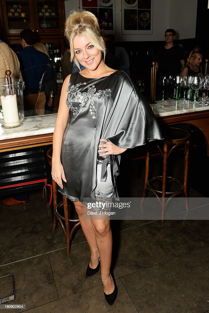 Sheridan Smith attends the afterparty for Midsummer Nights Dream at The National Gallery on September 17, 2013 in London, England.