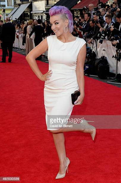 Sheridan Smith attends the Arqiva British Academy Television Awards at Theatre Royal on May 18 2014 in London England