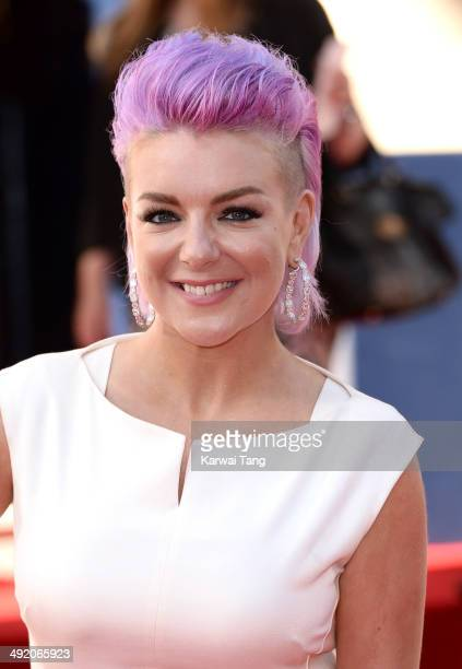 Sheridan Smith attends the Arqiva British Academy Television Awards held at the Theatre Royal on May 18 2014 in London England