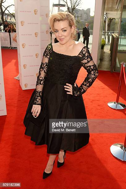 Sheridan Smith attends the House Of Fraser British Academy Television Awards 2016 at the Royal Festival Hall on May 8 2016 in London England