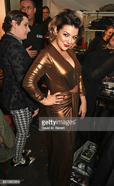 Sheridan Smith attends the launch of Bunga Bunga in Covent Garden on January 12 2017 in London England