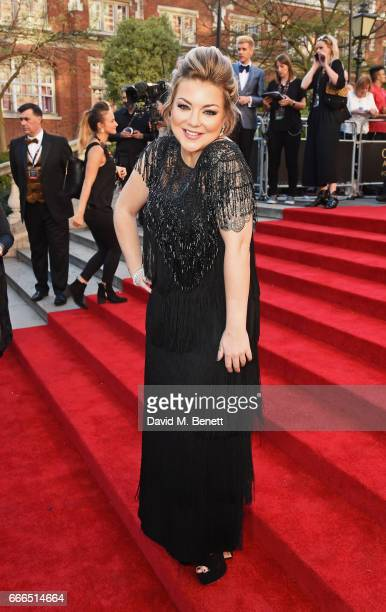 Sheridan Smith attends The Olivier Awards 2017 at Royal Albert Hall on April 9 2017 in London England