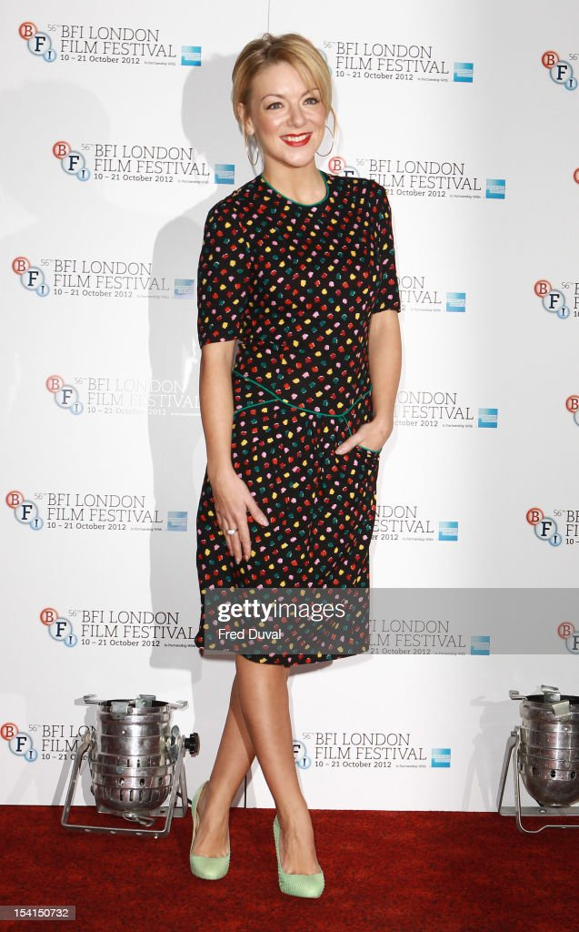 Sheridan Smith attends the Photocall for 'Quartet' at the BFI London Film Festival at Empire Leicester Square on October 15, 2012 in London, England.