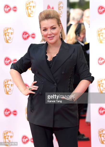 Sheridan Smith attends the Virgin Media British Academy Television Awards 2019 at The Royal Festival Hall on May 12 2019 in London England
