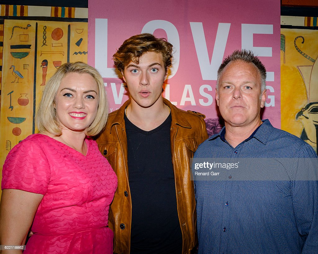 Sheridan Smith Lucky Blue Smith And Dalton Smith At The Love News Photo Getty Images