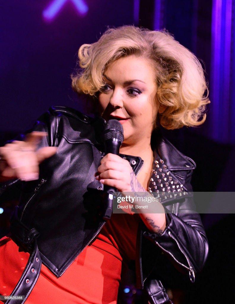 Sheridan Smith Performs At Royal Albert Hall In London