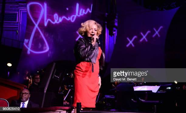 Sheridan Smith performs at Royal Albert Hall on April 24 2018 in London England