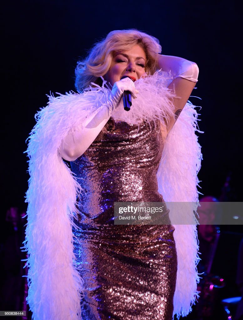 Sheridan Smith Performs At Royal Albert Hall In London