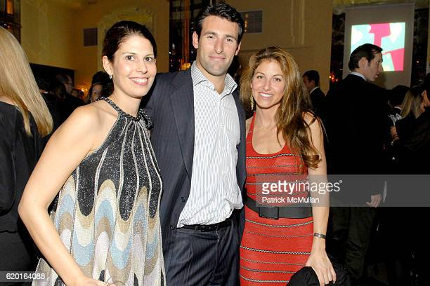 Sherie Moalemzadeh Paul Arrouet and Dylan Lauren attend THE HASSENFELD COMMITTEE presents Adults in Toyland at Cipriani 23rd on November 5 2008 in...