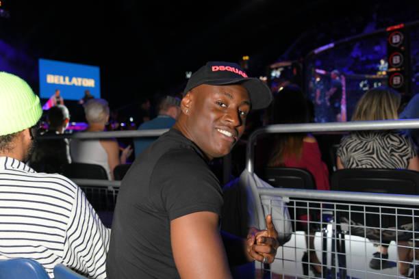GBR: Celebrities Attend Bellator MMA In London