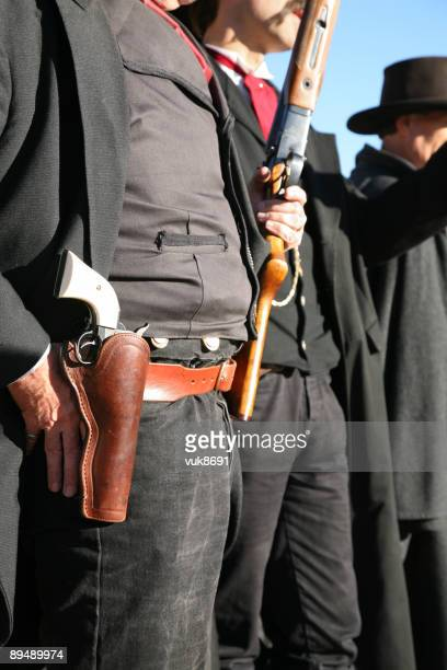 sheriff and his deputies - girdle stock pictures, royalty-free photos & images
