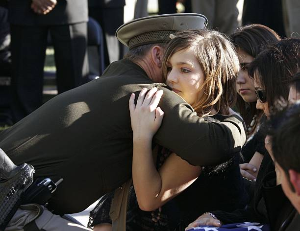 Vegas Buries First Police Officer Slain In The Line Of Duty