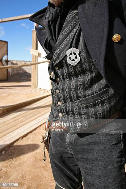 sheriff details - girdle stock pictures, royalty-free photos & images