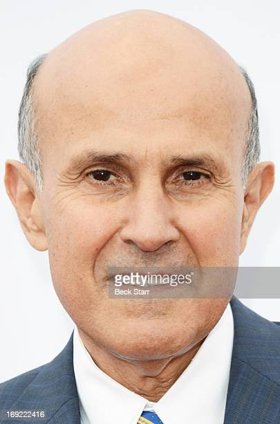 Sheriff Lee Baca arrives at Big Fighters, Big Cause 4th Annual Gala Charity Fight Night at Santa Monica Pier on May 21, 2013 in Santa Monica,...