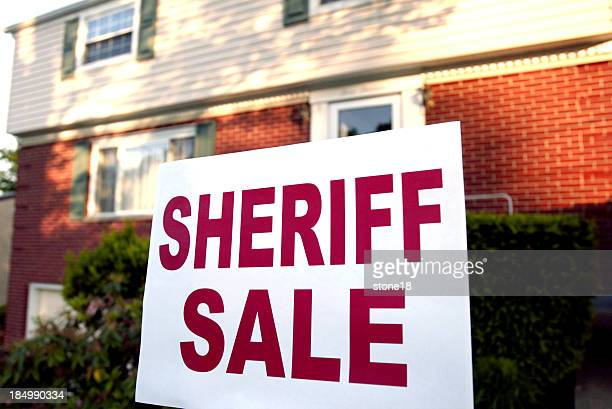 sheriff sale - sheriff stock pictures, royalty-free photos & images