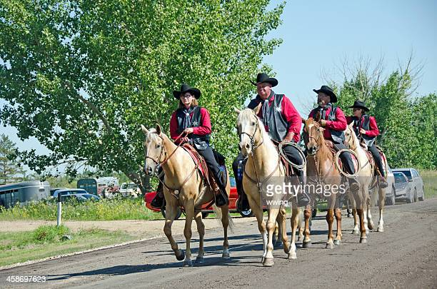 Sheriff's Posse at Rodeo Parade