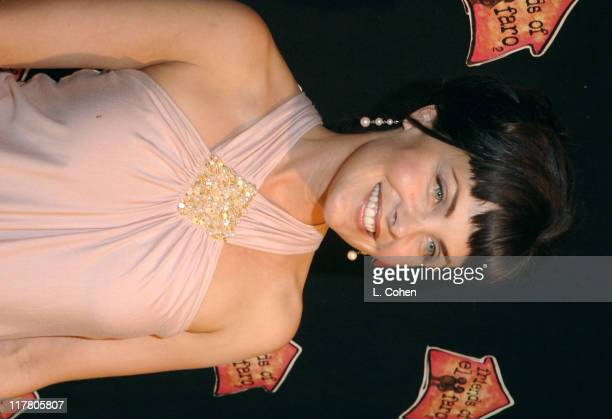 Sherilyn Fenn during Molly Sims Hosts the 3rd Annual 'Night with the Friends of El Faro' Benefit at Henry Fonda Theatre in Los Angeles California...