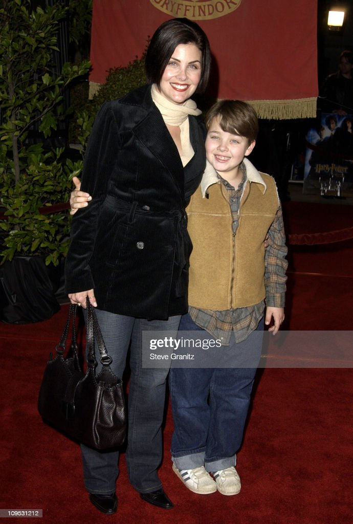 """""""Harry Potter and the Chamber of Secrets"""" Premiere - Los Angeles - Arrivals"""