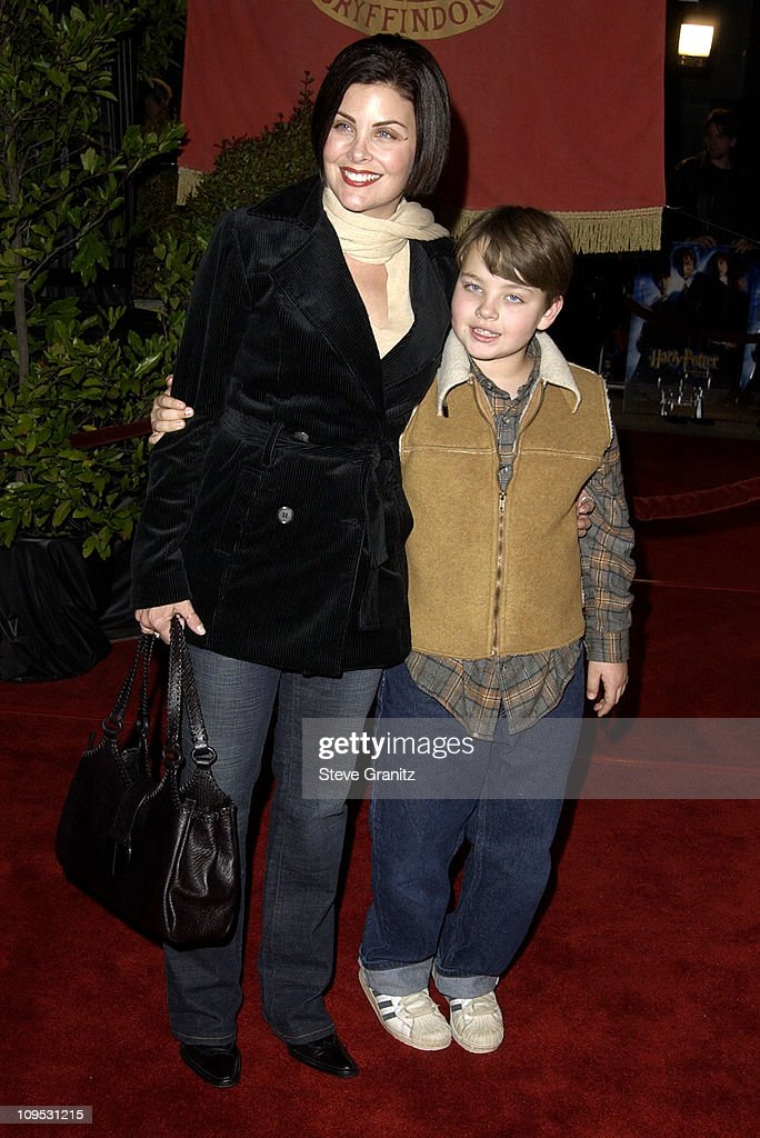 """Harry Potter and the Chamber of Secrets"" Premiere - Los Angeles - Arrivals"
