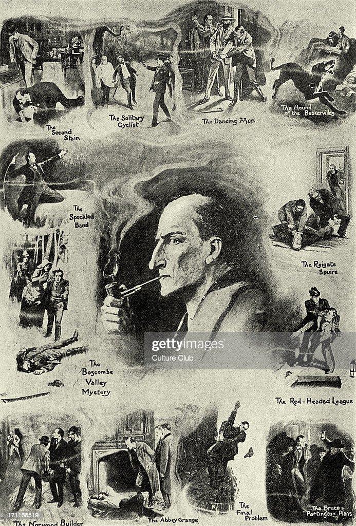 Sherlock Holmes and his career : News Photo