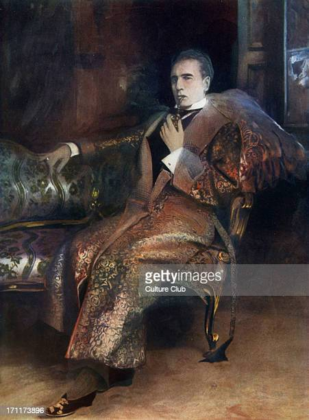 Sherlock Holmes by Sir Arthur Conan Doyle Role created by William Gillette Created the famous phrase in his play ' Oh this is elementary my dear...