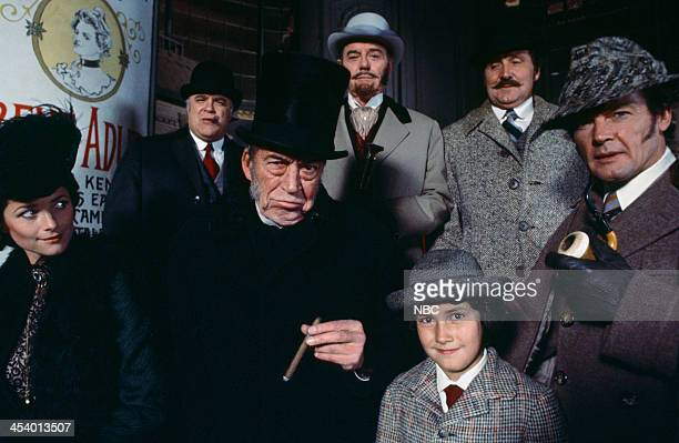 MOVIES Sherlock Holmes in New York Pictured Charlotte Rampling as Irene Adler David Huddleston as Inspector Lafferty John Huston as Professor...